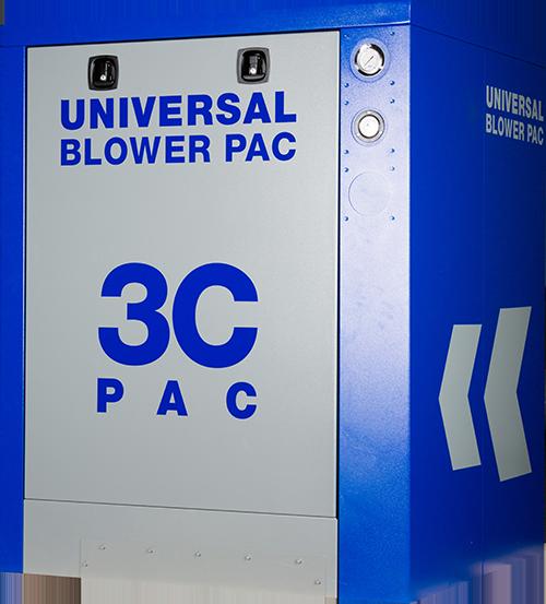 Universal Blower Pac Custom Enclosure 3C-PAC Blower
