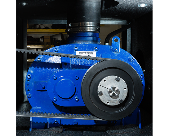Universal Blower Pac ACOUSTI-PAC Motor
