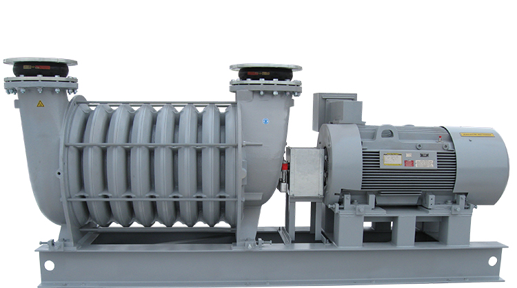 Two Stage Centrifugal Blower : Multistage centrifugal solutions universal blower pac