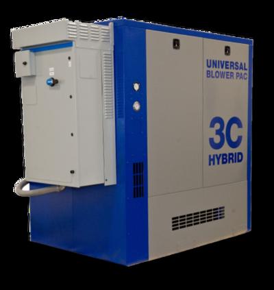 Universal Blower Pac 3C-Hybrid with VFD