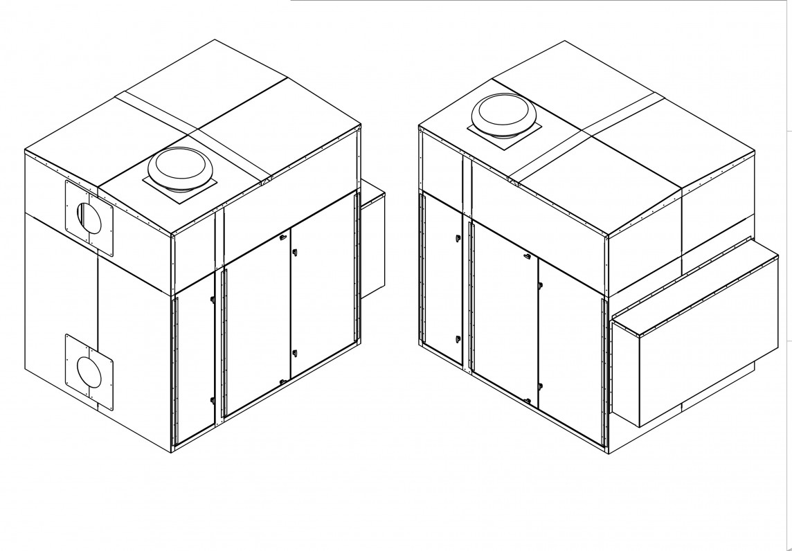 Universal Blower Pac Blower Design
