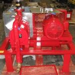Universal Blower Pac Biogas Screw Blower