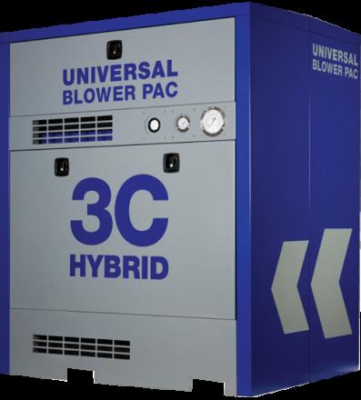 Universal Blower Pac 3C-HYBRID Blower