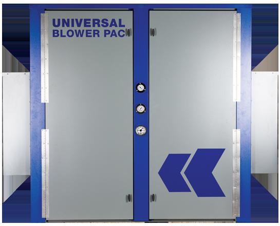 Universal Blower Pac ATTENU-PAC Blower